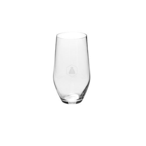LOT DE 6 VERRE 400ML MODELE ETERNITY